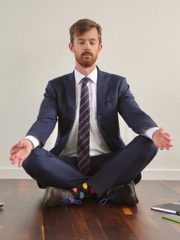 foretagsyoga - yoga pa jobbet