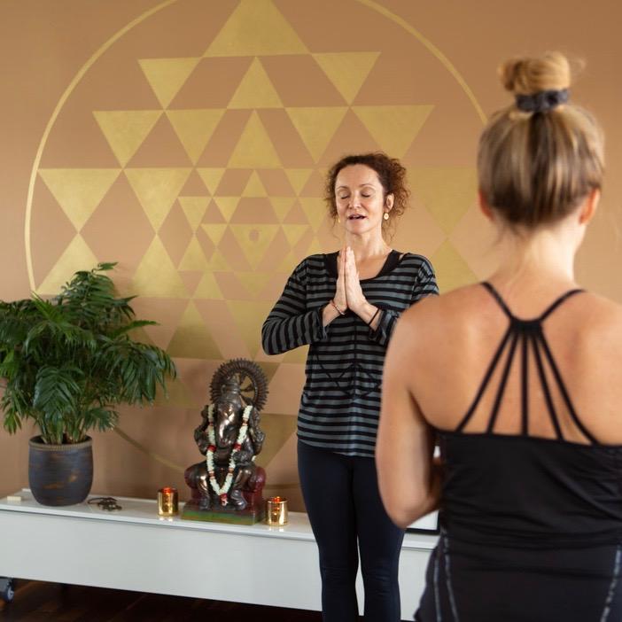 ashtanga yoga prayer