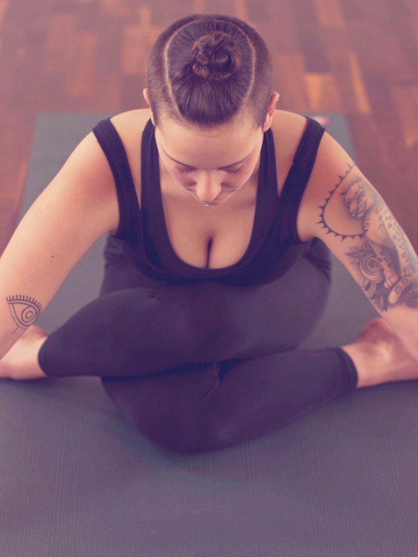 yinyoga restorative yoga