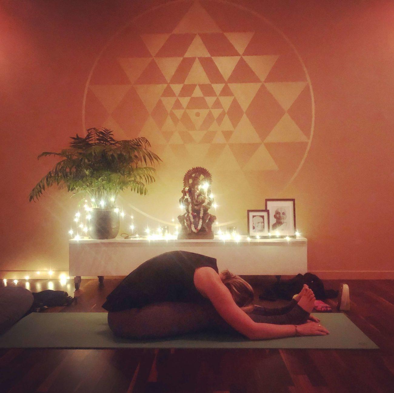yoga shala at ashtanga yoga uppsala